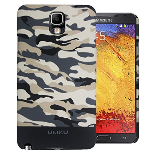 Heartly Army Series Printed Design Hybrid Tough Armor Hard Bumper Back Case Cover For Samsung Galaxy Note 3 Neo N7500 N7505 - Brown  available at amazon for Rs.249