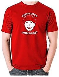 Red Dwarf - Dwayne Dibley Appreciation Society T Shirt