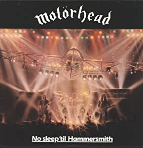 No sleep 'til Hammersmith (1981) / Vinyl record [Vinyl-LP]