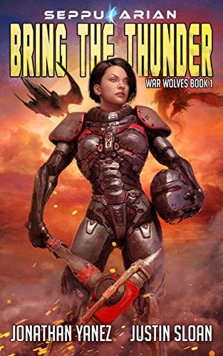 Bring the Thunder (War Wolves Book 1)