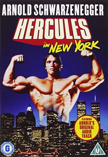 Preisvergleich Produktbild Hercules In New York [UK Import]