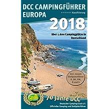 DCC-Campingführer Deutschland/Europa 2018