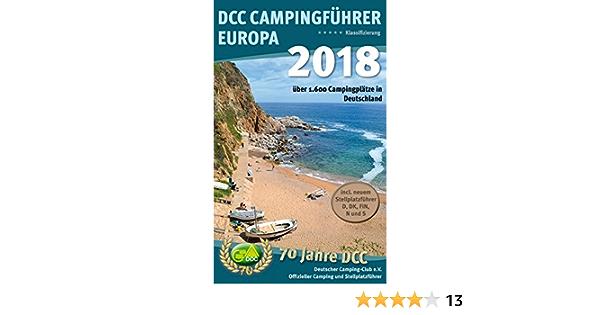 Dcc 17199 Campingführer Deutscher Camping Club E V Auto