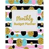 Monthly Budget Planner: Weekly Expense Tracker Bill Organizer Notebook Business Money Personal Finance Journal Planning…