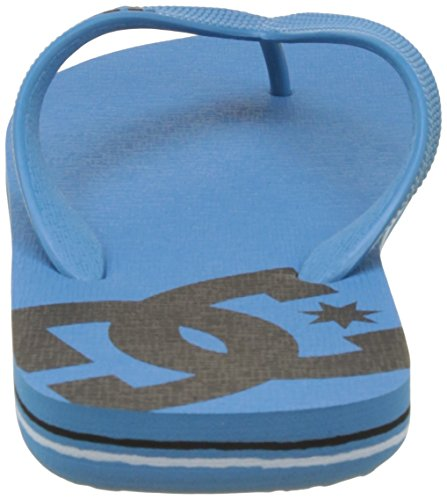 DC Shoes  Spray, Sandales Plateforme homme Bleu (Blue Moon)