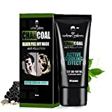 #1: UrbanGabru Charcoal Peel Off Mask, 60g
