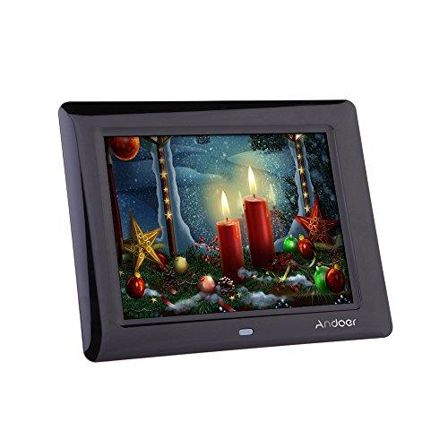 Andoer® Marco digital HD TFT-LCD Marco de foto / Álbumes Digital /...