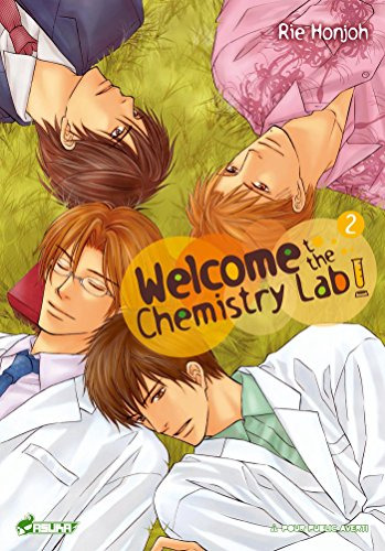 Welcome to the chemistry Lab T02 par Rie Honjou