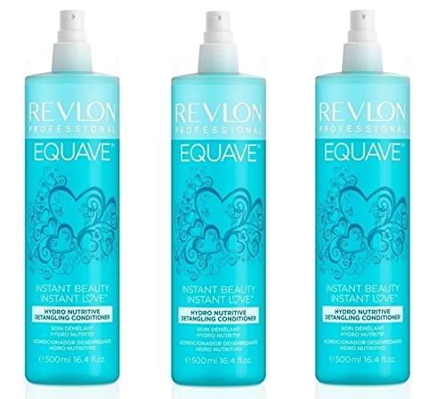 3 x Revlon Equave 2 Fasi Balsamo per capelli secchi 500 ml.