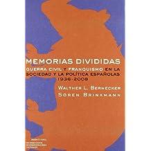 Memorias Divididas (LECTURAS DE HISTORIA)