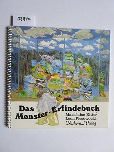 Das Monster - Erfindebuch/Buch mit MC
