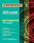 Arihant's All in One has been a favourite and first choice of teachers as well as students since its first edition. All in One Mathematics has been designed for the students of Class X. The fully revised Board Exams Edition 2018 has been penned down ...