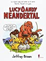 Lucy y Andy Neandertal par Brown