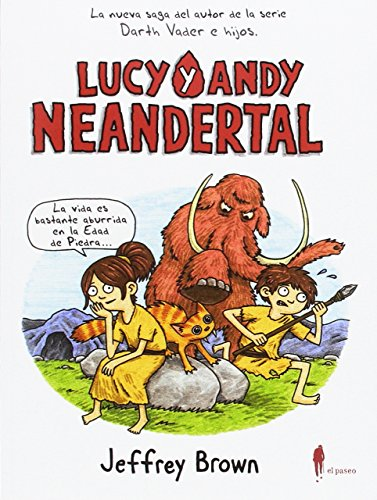 Lucy y Andy Neandertal (De-9-a-99)