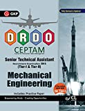 #8: DRDO CEPTAM Senior Technical Assistant Tier I & II - Mechanical Engineering