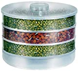 Skyfly Sprout Maker | Plastic Sprout Maker Box | Hygienic Sprout Maker