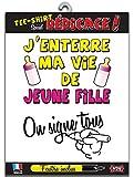 T-Shirt Enterrement de Vie de Jeune Fille...