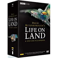 David Attenborough's Life On Land - A DVD Encyclopaedia