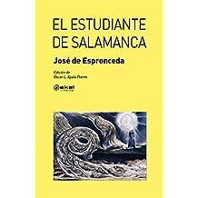 El Estudiante De Salamanca (Akal Literaturas)