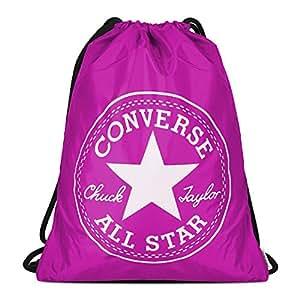Converse Logo grande sacca, Unisex, 10005428, Violett, Taglia unica