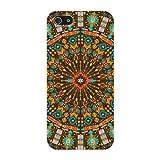 DECO FAIRY® Hartschale für iPhone 5C, marokkanisches Muster, bunt