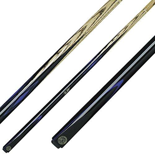 billard-queue-bce-mark-selby-comb-11-schwarz-mit-smart-extender-snooker