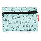 Reisenthel mini maxi dufflebag S kids Sporttasche IH4062, 38 cm, 10 L, Cats And Dogs Rose