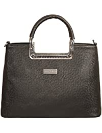 LB- Shoulder Bag For Women And Girls, Durable Spacious Designer Handbags With Multi Compartments Black,LB-688