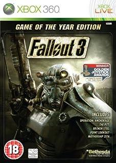 Fallout 3 - édition jeu de l'année [import anglais] (B002DMLMI2) | Amazon price tracker / tracking, Amazon price history charts, Amazon price watches, Amazon price drop alerts