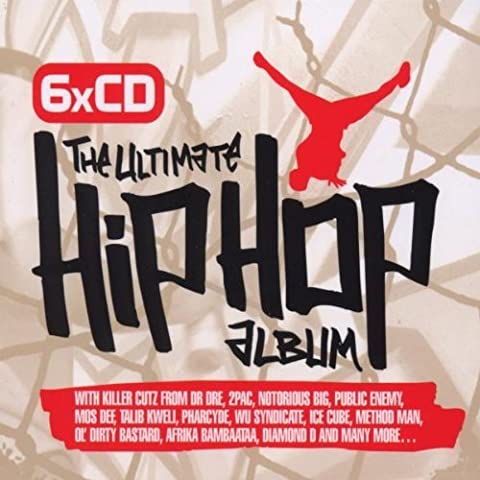 The Ultimate Hiphop Album by Various Artists (2003-03-17)