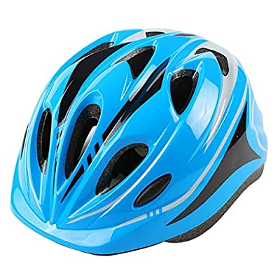 ACMEDE Bike Helmet for Kids, Cycling Helmet for Cycling,Skating Scooter,Outdoor Sports for Boys Girls Children, Head Size 49~59cm by ACMEDE