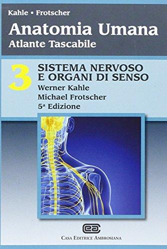 Anatomia umana. Atlante tascabile: 3