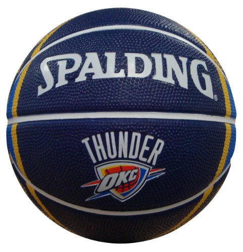 NBA Oklahoma City Thunder Mini Basketball