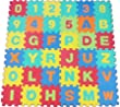 36pcs Huge Soft Jigsaw EVA Alphabet & Numbers Floor Play Mat 35 SQ FT