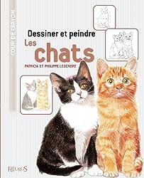 Dessiner et peindre les chats