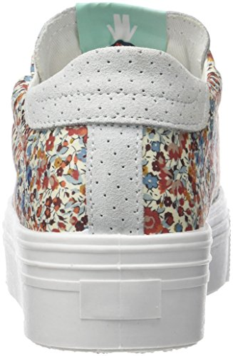 Ippon Vintage Tokyo-Flow, Sneaker Donna Multicolore (marron)