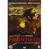 Frontiers [DVD] by Karina Testa