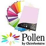 NEU Pollen Papeterie Papier A4 120g 50 Stk. Bonbon