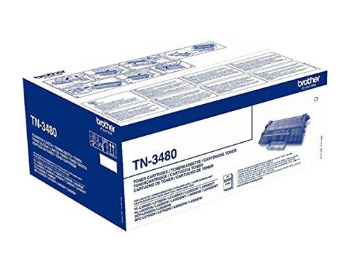 Brother original - Brother MFC-L 5750 DW (TN3480) - Toner schwarz - 8.000 Seiten -
