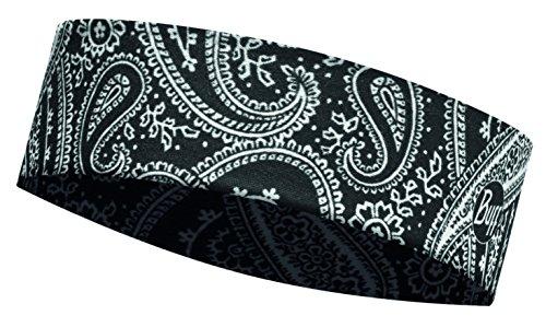 Buff Unisex UV Headband Slim Multifunktionstuch, Cail Black, One Size