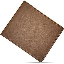 Kleines Slim Portemonnaie mit RFID-Schutz aus Ökofreundlichem Material - BORDERDOG - BUDDY Robust wie Leder, Nachhaltig wie Kork und Vegan   Mit Münzfach (Kleingeldfach)   Made in der EU