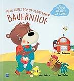 Der kleine Bär auf dem Bauernhof: Mein erstes Pop-Up Klappenbuch