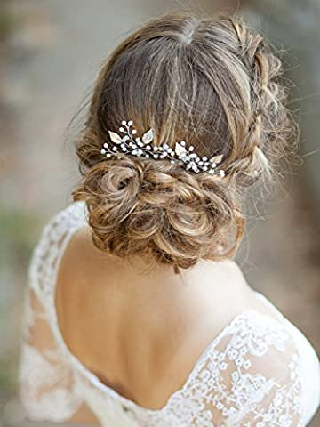 Aukmla Hair Pins for Women on Wedding Party or Casual