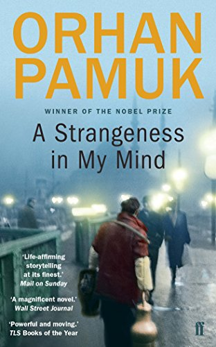 A Strangeness in My Mind (English Edition) (Red Is My Pamuk Name)