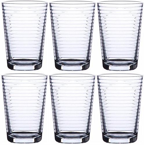 promobo-set-lot-6-verres-a-eau-imprime-lignes-city-luxe-21cl