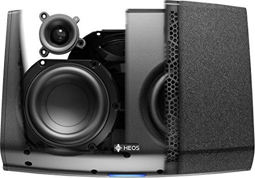 Denon HEOS 5 HS2 Audio-streaming Lautsprecher schwarz - 8