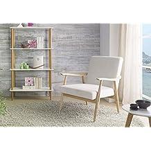 Sessel Im Skandinavischen Design : Modell CAPTAIN 73x86x79cms.