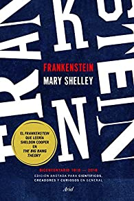 Frankenstein o el Moderno Prometeo par Mary Shelley