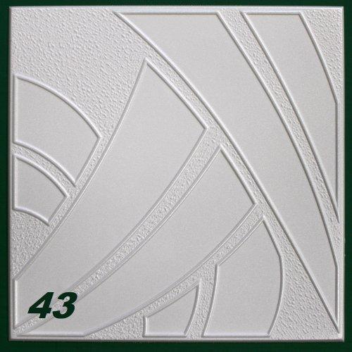 10-m2-pannelli-per-soffitto-pannelli-di-polistirolo-pezzo-coperta-decorativo-piastre-50x50cm-nr-43