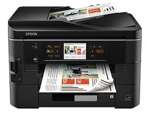 Epson Stylus Office BX935FWD 4-in-1 Multifunktionsgerät (Scanner, Kopierer, Fax und Drucker)